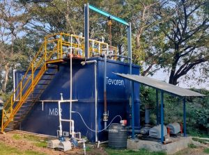 Tevoren Technologies LLP's MBR Plant